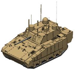 FCS Vehicle